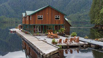 Great Bear Nature Lodge